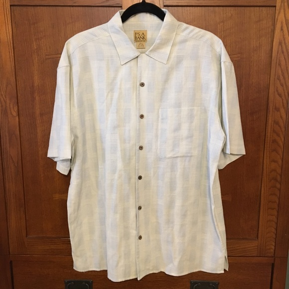 Joseph A Banks Other - JOS. A. BANKS ~ Men's Short Sleeve Button Down